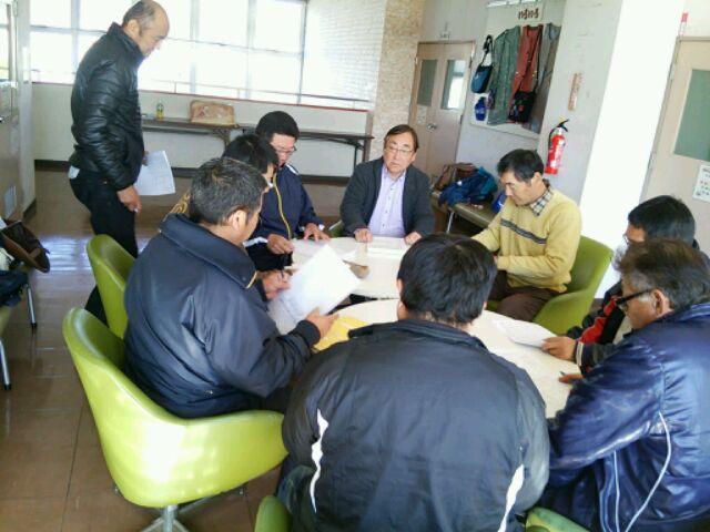 鹿児島県軟式野球学童部理事会