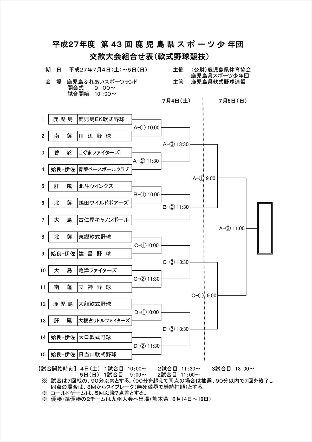 H27県スポ少交歓大会(要項・組合せ)-1