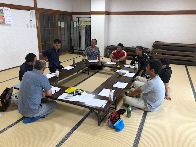 【修正案】H30第3回県学童部理事会議事録