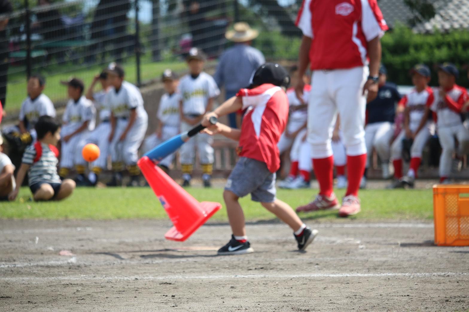 【鹿屋支部】ティーボール大会を開催しました。