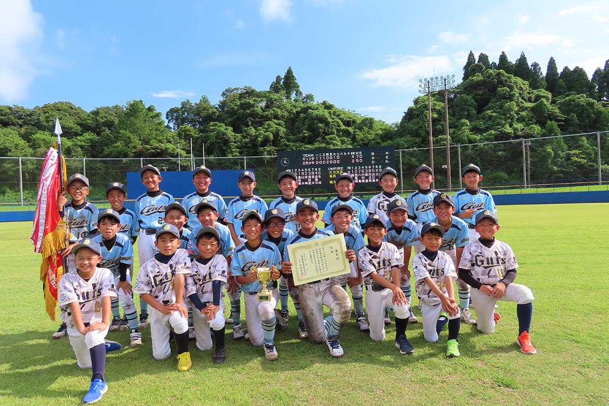 【結果】第34回九州学童軟式野球大会